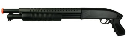 BBTac's Best Airsoft Pump Action Shotgun 400 FPS