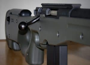 Top airsoft sniper rifle blog image for the types of airsoft guns