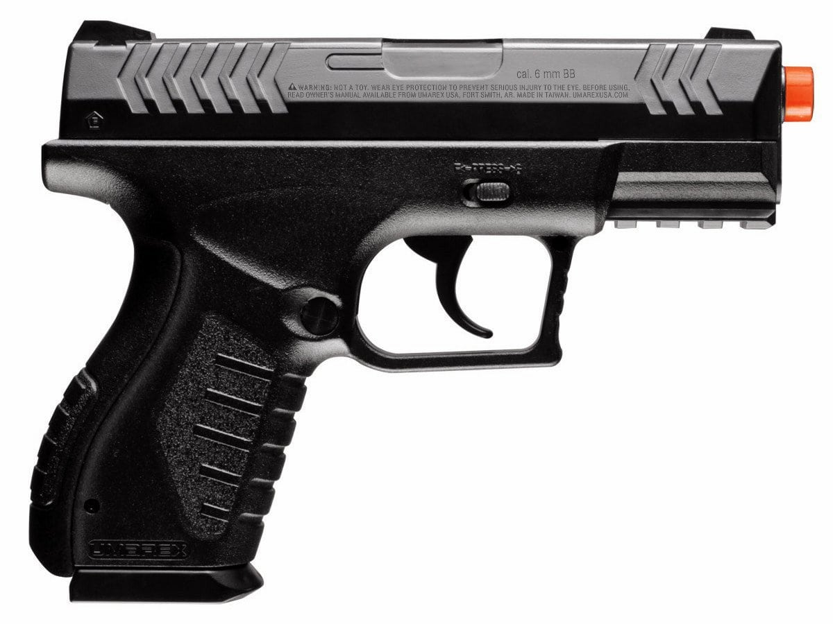 2019's Best Airsoft Pistol: 6 Reviewed  Blowback, CO2 & Glocks