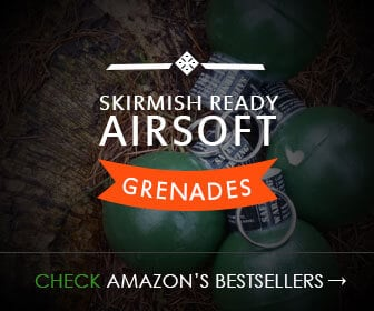 Skirmish Ready Airsoft Grenades