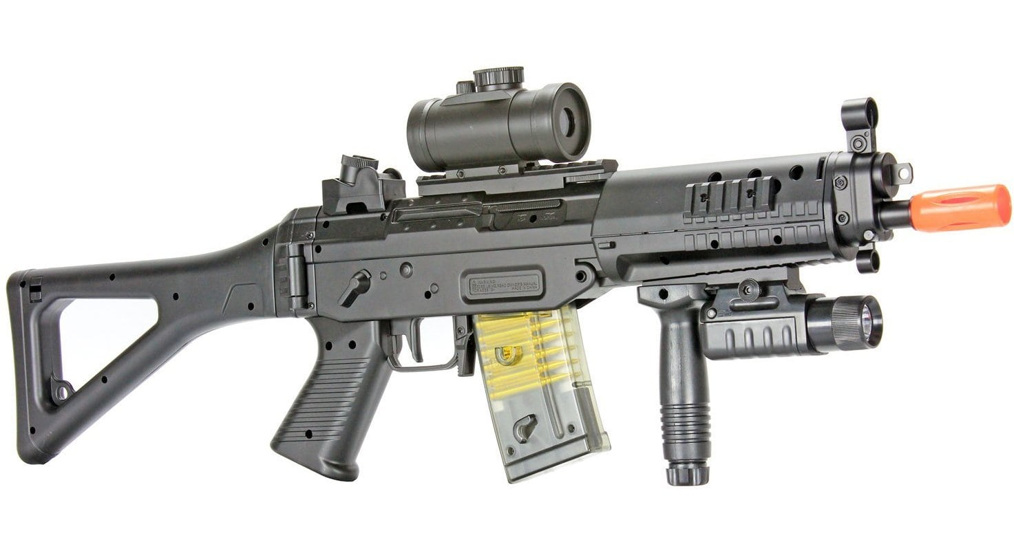 2018s Best Airsoft Rifle 7 Assault Aeg M4 Ak Reviewed 1100 Special Field World39s Largest Supplier Of Firearm Accessories Bbtac M82 Sg552 Automatic Electric 200fps