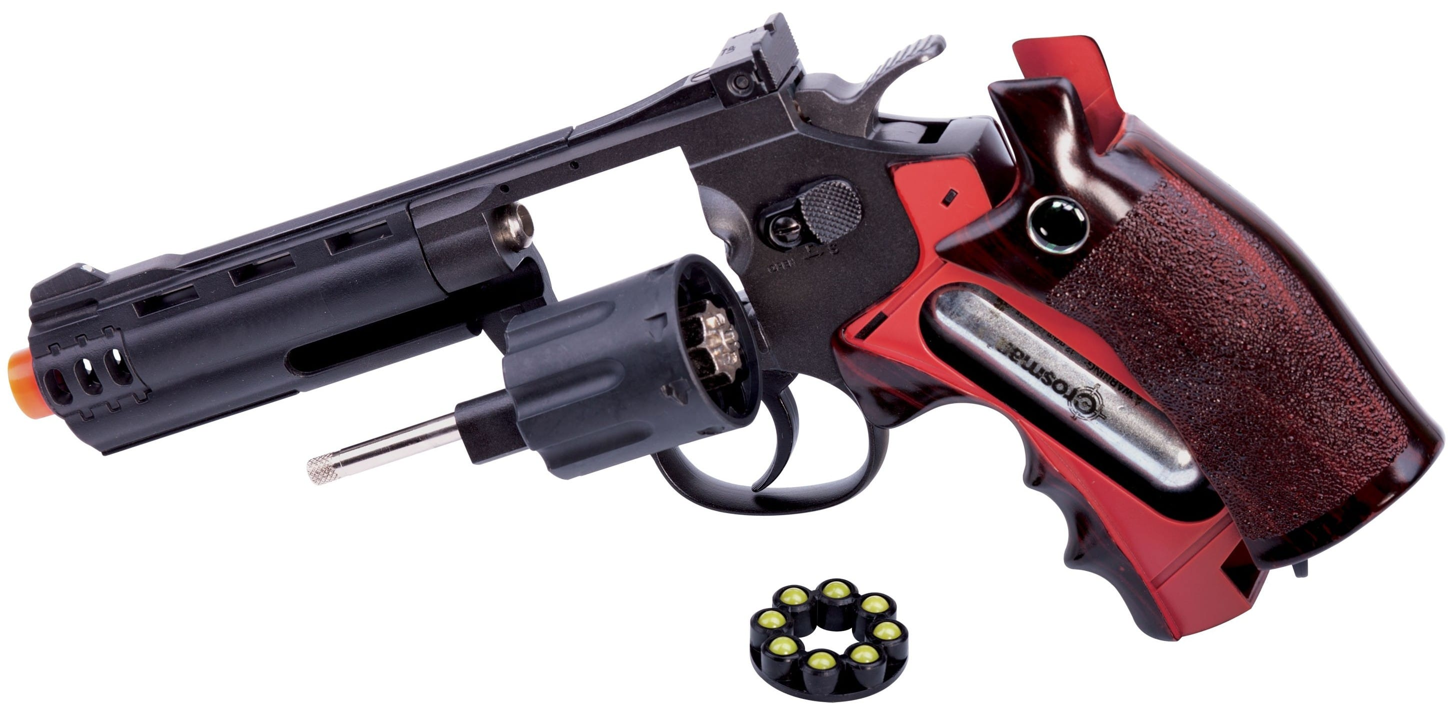 2019's Best Airsoft Revolver: 5 Gas & Sprung Guns Reviewed