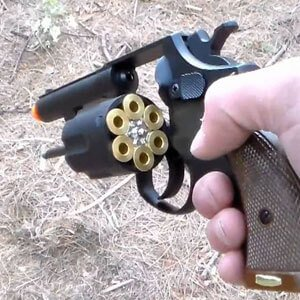 Loading the Best Airsoft Revolver