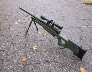 Wellfire MK96 Bolt Action Sniper Rifle 410FPS Spec & Review