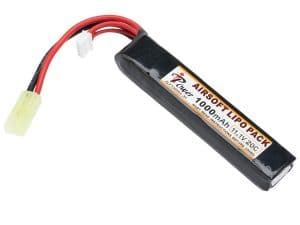 lipo battery for high end airsoft guns