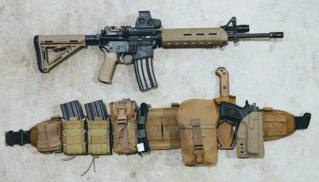 sub loads for airsoft tactical gear