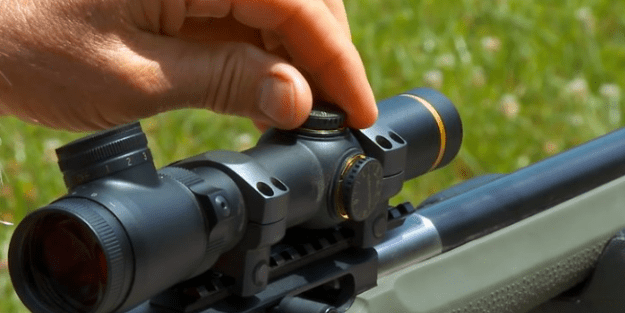 How to zero an airsoft sniper rifle scope hero image
