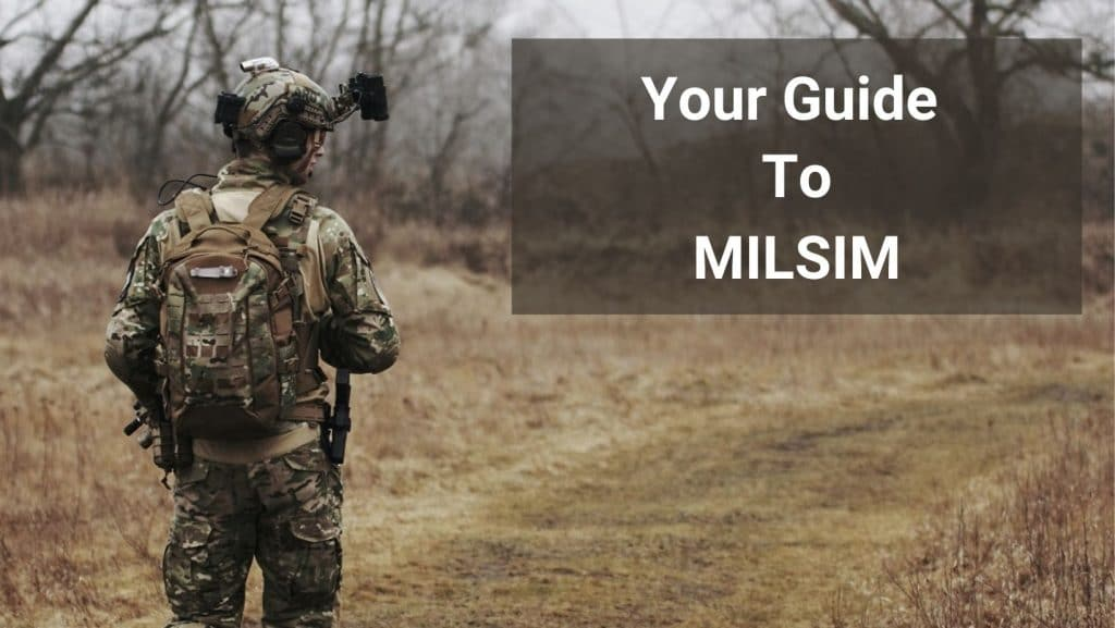 your guide to what is milsim for airsoft