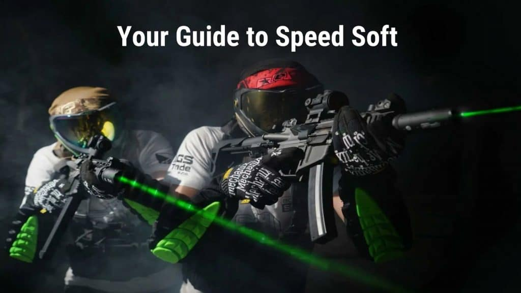 Your guide to speed soft, an alternative way to play airsoft