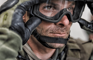 tactical eye protection for airsoft swat loadout